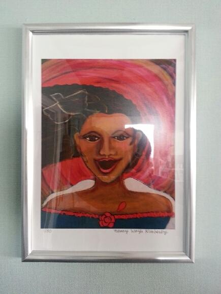 Heart of the Hurricane by Nancy Wolfe Kimberly